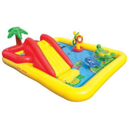 Bazénové hrací centrum Intex Ocean Play Center, 254 x 196 x 79 cm