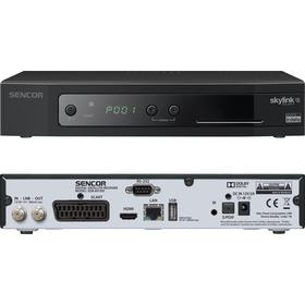 Sencor SDB 6010SI DVB-S2 IRDETO USB PVR