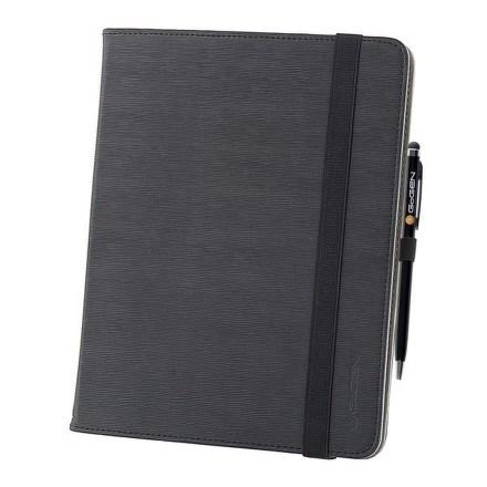 """Pouzdro na tablet GoGEN polohovací pro 9,7"""""""" + stylus - černé"""