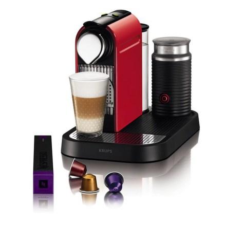 Espresso Krups XN7305 Nespresso Citiz