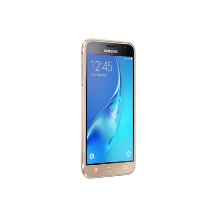 Mobilní telefon Samsung Galaxy J3 2016 (SM-J320) Dual SIM - zlatý