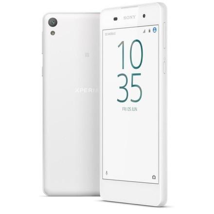 Mobilní telefon Sony Xperia E5 (F3311) - bílý