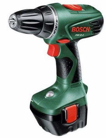 Aku vrtačka Bosch PSR 12-2, 2 aku