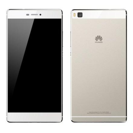 Mobilní telefon Huawei P8 16 GB - Mystic Champagne