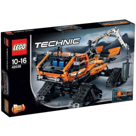 Stavebnice Lego® Technic 42038 Polární pásák