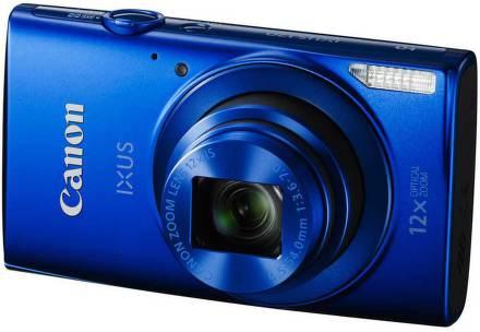 Canon IXUS 170 modrý