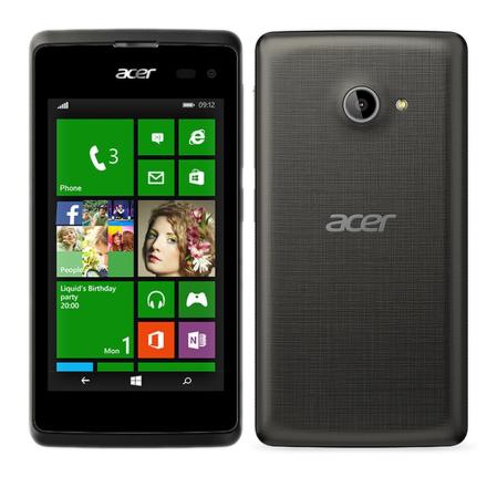 Mobilní telefon Acer Liquid M220 Single SIM - černý