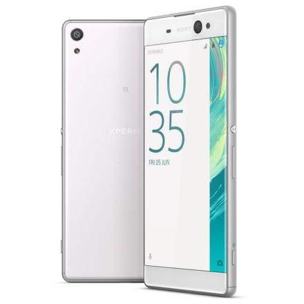 Mobilní telefon Sony Xperia XA Ultra (F3211) - bílý