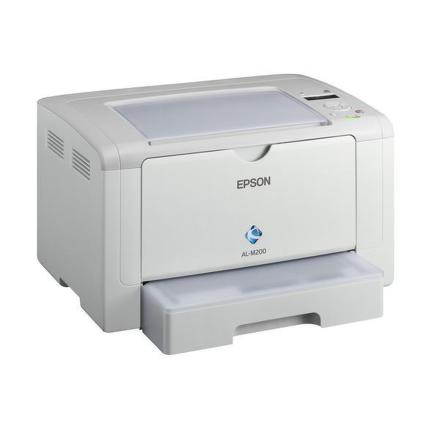 Tiskárna laserová Epson WorkForce AL-M200DN A4, 30str./min, 1200 x 1200, 128 MB, USB