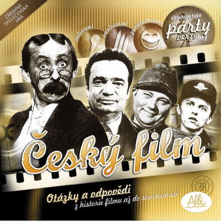 Hra ALBI Český film