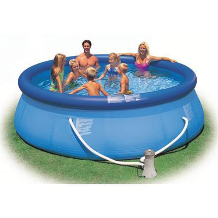 Bazén Intex Easy Set 3,66x0,76 m, kartušová filtrace 2,2 m3/h
