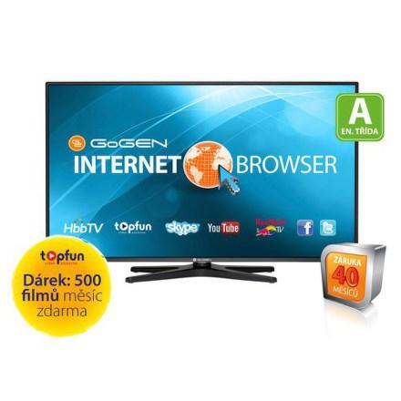 Televize GoGEN TVL 50248 WEB, LED