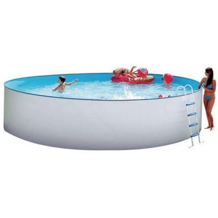 Bazén Steinbach Nuovo 3,5 x 1,2 m s ocelovou konstrukcí, vč. písk. filtrace Comfort 50, 6.600 l/h