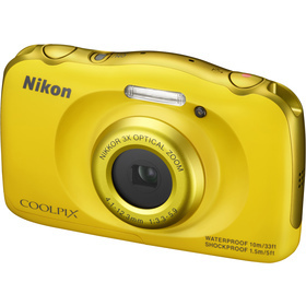 Nikon Coolpix S33 Yellow