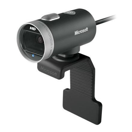 Webkamera Microsoft LifeCam Cinema - černá