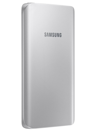 Power Bank Samsung 3100 mAh (EB-PA300U) - stříbrná
