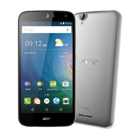 Mobilní telefon Acer Liquid Z630 - stříbrný