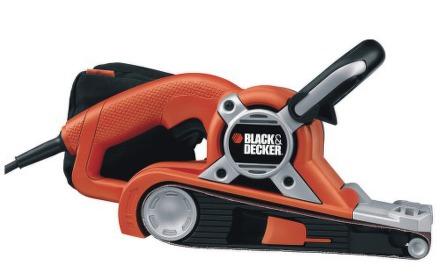 Bruska pásová Black&Decker KA88