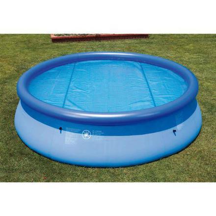 Solární plachta Steinbach pro bazény Easy Set & Frame Set o prům. 549 cm