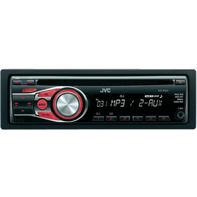JVC KD R331 autorádio s CD/MP3