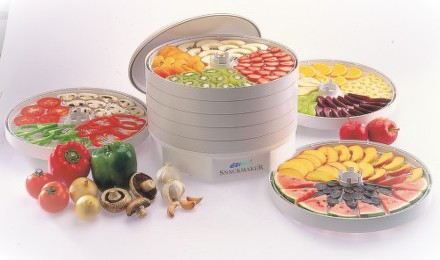 Sušička ovoce EZIDRI Snackmaker FD 500