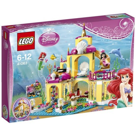 Stavebnice Lego® Disney Princezny 41063 Podvodní palác Ariely