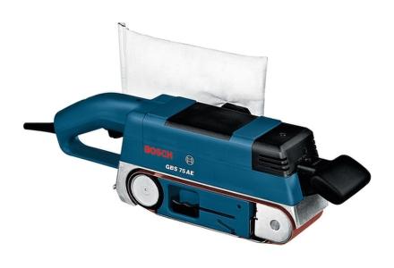 Bruska pásová Bosch GBS 75 AE Professional