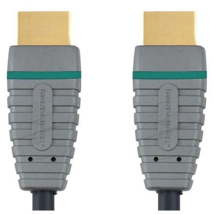 Kabel Bandridge Blue HDMI 1.4, A - A, 1m