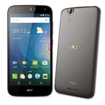 Mobilní telefon Acer Liquid Z630S LTE - černý/zlatý