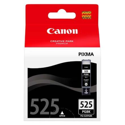 Inkoustová náplň Canon PGI-525Bk - 2pack originální - černá