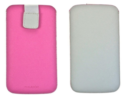Pouzdro FRESH HD2 DUO Pink/Grey