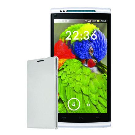 Mobilní telefon iGET Blackview JK900 - bílý