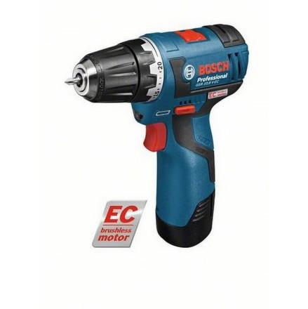 Aku vrtačka Bosch GSR 10,8 V-EC Professional
