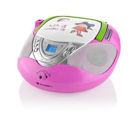 GOGEN MAXI RADIO P růžové