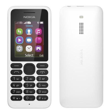 Mobilní telefon Nokia 130 Dual Sim - bílý