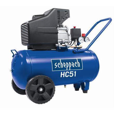 Kompresor Scheppach HC 51
