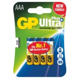 GP LR03 alkal.UltraPlus (4ks - blistr)