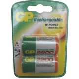 GP RC14,2500mAh,NiMH (2ks - blistr)