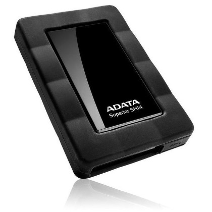 "HDD ext. 2,5"""" A-Data Superior SH14 500GB USB 3.0 - černý"