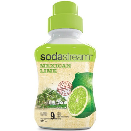 Sodastream Sirup MEXICAN Lime 375 ml