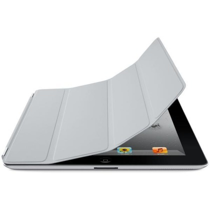 "Pouzdro na tablet Apple Smart Cover pro iPad 9,7"""" - Light Grey"