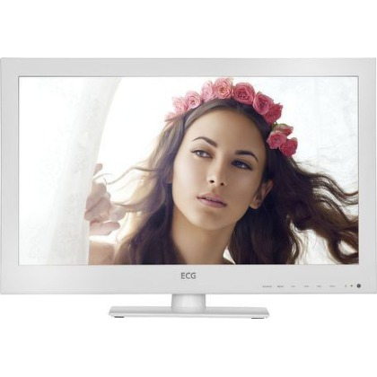 ECG 24 LED 412 PVR WHITE