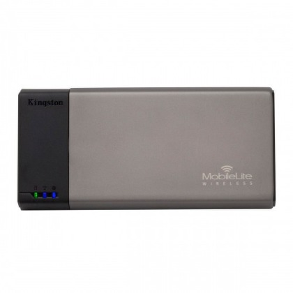 Čtečka karet Kingston MobileLite Wireless reader 1800mAh