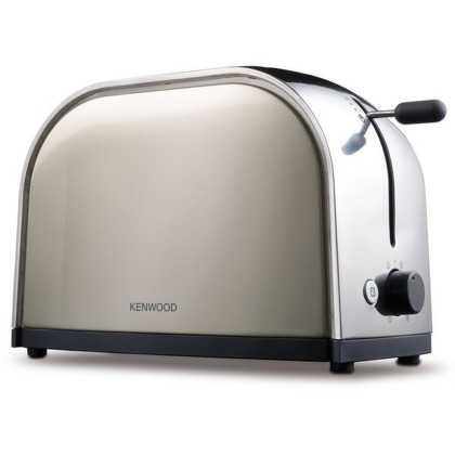 Topinkovač Kenwood TTM 114 Latte Steel METALLICS