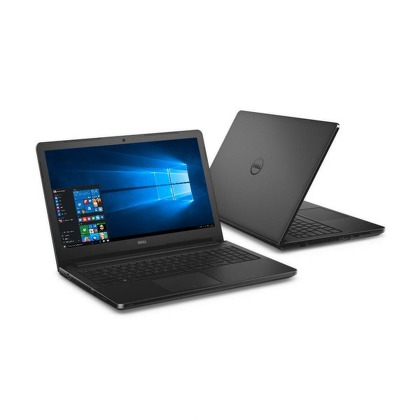 "Ntb Dell Vostro 15 (3558) Pentium 3825U, 4GB, 500GB, 15.6"""", HD, DVD±R/RW, Intel HD, BT, CAM, Win10 Pro  - černý"