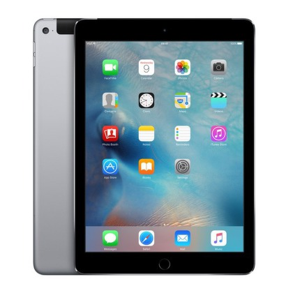 "Dotykový tablet Apple iPad Air 2 Wi-Fi Cell 64 GB 9.7"""", 64 GB, WF, BT, 3G, Apple iOS - šedý"
