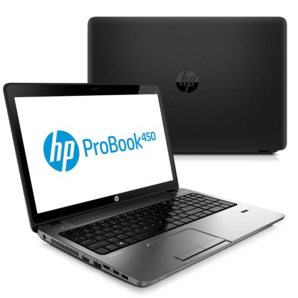 "Ntb HP ProBook 455 A4-4300M, 4GB, 750GB, 15,6"""", DVD±R/RW, AMD HD 8750M, 2GB, BT, CAM, Linux + BAG"