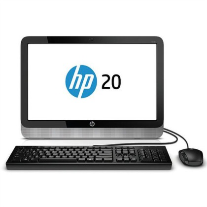 "Počítač All In One HP 20-2000ec 20"""", AMD 2500, 4GB, 500GB, DVD±R/RW, HD 8240, W8"