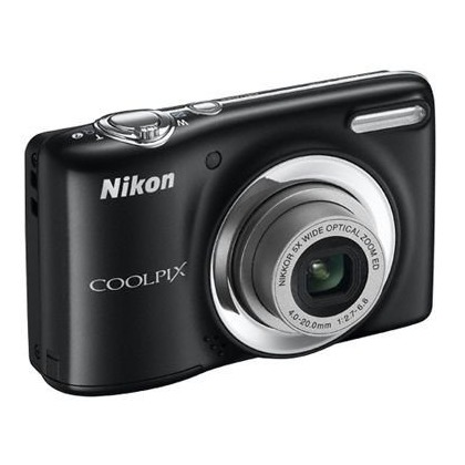 Nikon Coolpix L25 Black