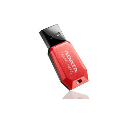 USB ADATA UV100 8GB Red